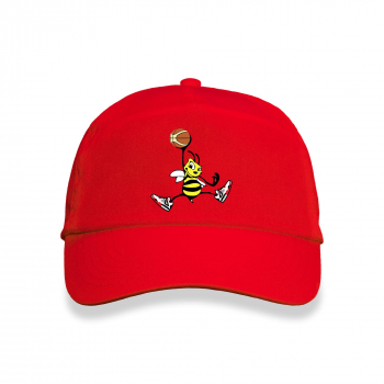 Cap Logo Red stampa