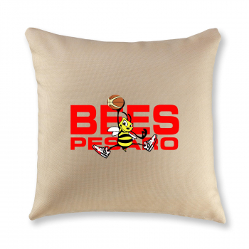 Cuscino Canvas Bees Impact