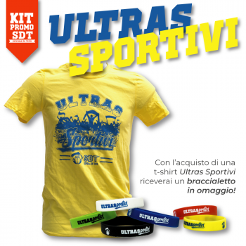 Kit promo ULTRASPORTIVI