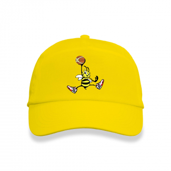 Cap Logo Yellow stampa Kid