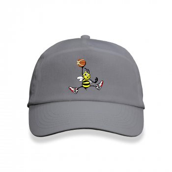 Cap Logo Grey stampa Kid